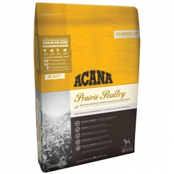 ACANA Classics 25 koeratoit Prairie Poultry 17kg