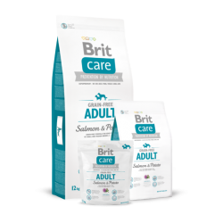 Brit Care Adult Salmon & Potato koeratoit 12kg