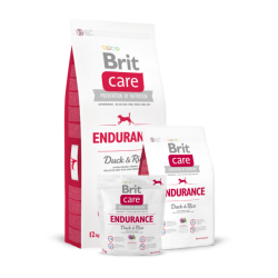 Brit Care Endurance Duck & Rice koeratoit 12kg