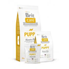 Brit Care PUPPY LAMB & RICE koeratoit