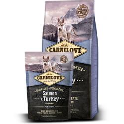 CARNILOVE Salmon & Turkey for Puppies koeratoit 3kg