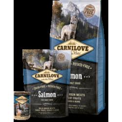 CARNILOVE Salmon Adult koeratoit 12kg