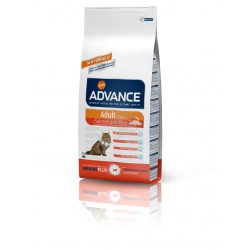 ADVANCE Cat Adult Salmon & Rice 10kg kassitoit