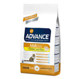 ADVANCE kassitoit Chicken & Rice 3kg