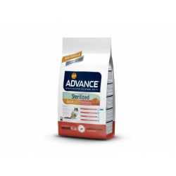 ADVANCE kassitoit Sterilized Salmon Sensitive 3kg