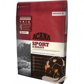 Acana koeratoit Heritage 25 Sport & Agiliti 17kg teraviljavaba