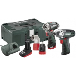 PowerMaxx BS Quick Pro + PowerMaxx SSD, Metabo