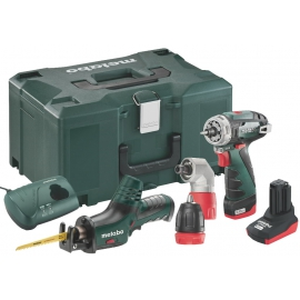 PowerMaxx Quick Basic + PowerMaxx ASE, Metabo