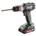 Akutrell BS 18 L Quick, 13mm, 18V / 2,0Ah, Metabo