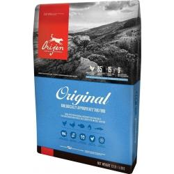 Orijen koeratoit Original 17kg teraviljavaba