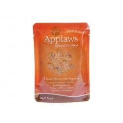 Applaws kana ja kõrvitsaga konserv kassidele 12x70g