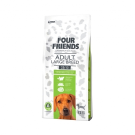 Four Friends koeratoit adult lagre breed 12kg