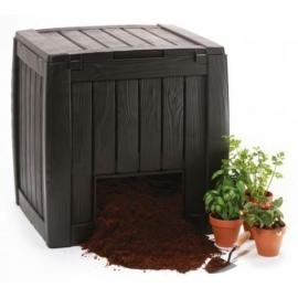 Komposter Deco 340L, pruun