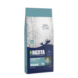 Bozita Lamb & Rice Wheat Free (nisuvaba) koeratoit 12kg