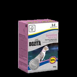 Bozita Feline Sensitive Hair & Skin kassikonserv 16x190g