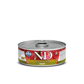 Farmina Quinoa  Duck Urinary kassikonserv 12x80g