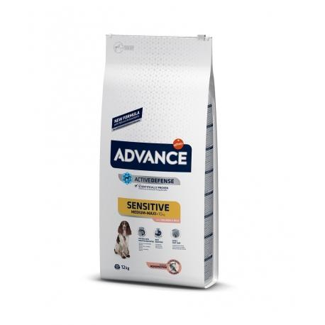 Advance koeratoit Sensitive Salmon & Rice 12kg