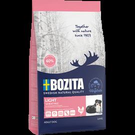 Bozita Light Wheat Free (nisuvaba) koeratoit 10kg