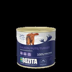 Bozita koeratoit Turkey 625g
