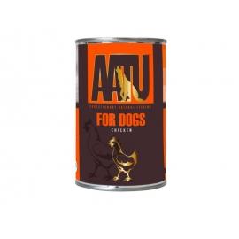 AATU koera konserv kana 6x400g