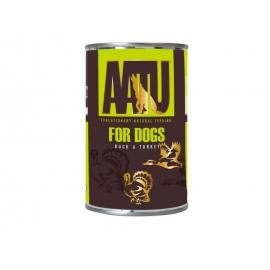 AATU koera konserv part/kalkun 6x400g