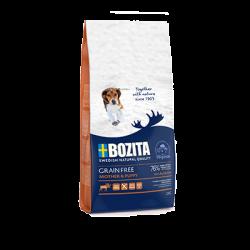 Bozita Grain Free Puppy Elk koeratoit 12kg