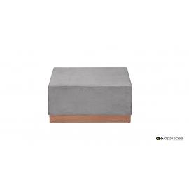 Diivanilaud Apple Bee CRETE hall / tiik, 70x70xH32 cm