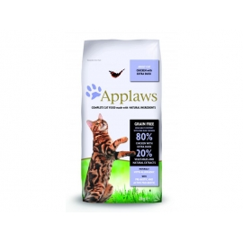 APPLAWS CAT ADULT CHICKEN & DUCK 2kg kassitoit