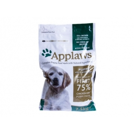 Applaws Puppy Chicken Small&Medium koeratoit 7,5kg