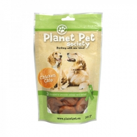 Planet Pet Society maius koerale kanafileetükid 4x100g