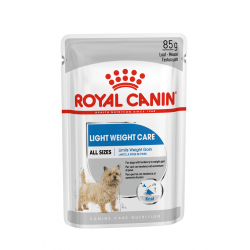 ROYAL CANIN CCN LIGHT LOAF koeratoit 12X85g