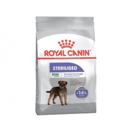 Royal Canin CCN MINI STERILILISED koeratoit 2x1kg