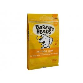 BARKING HEADS KOERA TÄISSÖÖT FAT DOG SLIM 12KG