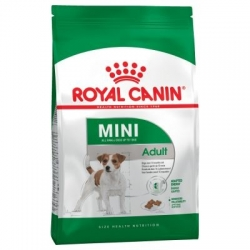 Royal Canin Mini Adult 8kg koeratoit