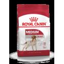 Royal Canin Medium Adult 15kg koeratoit