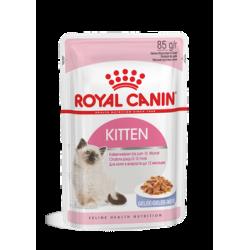 Royal Canin FHN KITTEN INSTINCTIVE in Jelly 12x85g, kassitoit