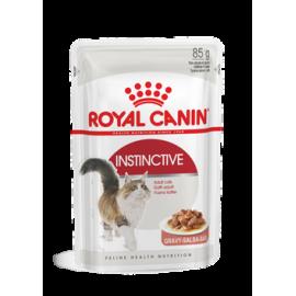 Royal Canin FHN INSTINCTIVE in gravy 12x85g kassitoit