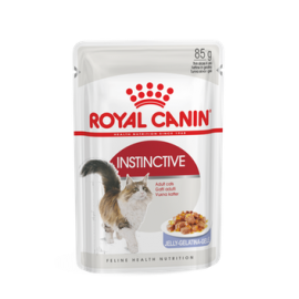 ROYAL CANIN FHN INSTINCTIVE in Jelly 12x85G, kassitoit