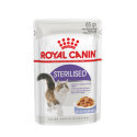 Royal Canin FHN STERILISED in Jelly 12x85G kassitoit