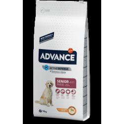 ADVANCE koeratoit Maxi Senior Chicken & Rice 14kg