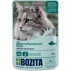 BOZITA AHVENA TÜKID ŽELEES kassi täissööt 12x85g