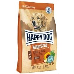 Happy Dog NaturCroq Rind & Reis koeratoit 15kg