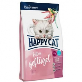 Happy Cat Supreme Kitten Geflügel kassitoit 4kg